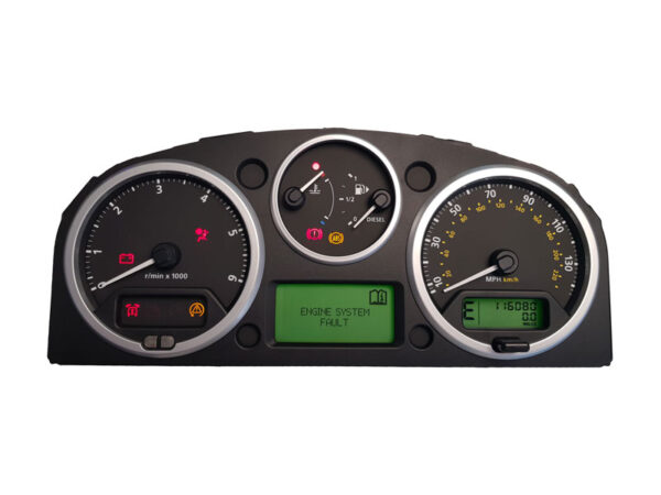landrover discovery 3 instrument cluster repair