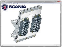 scania ecu r series p series repair